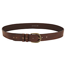 Buy Jigsaw Hillingdon Belt Online at johnlewis.com