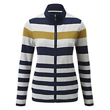 Buy Viyella Striped Cardigan, Multi Online at johnlewis.com
