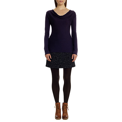 Buy Jigsaw Luxury Cowl Sweater Online at johnlewis.com