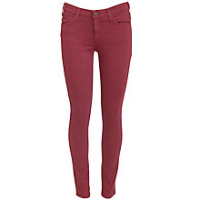 Buy Lee Scarlett Skinny Jeans, Vivacious Print Online at johnlewis.com