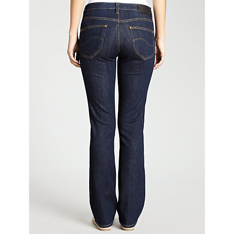 Buy Lee Marion Straight Leg Jeans Online at johnlewis.com