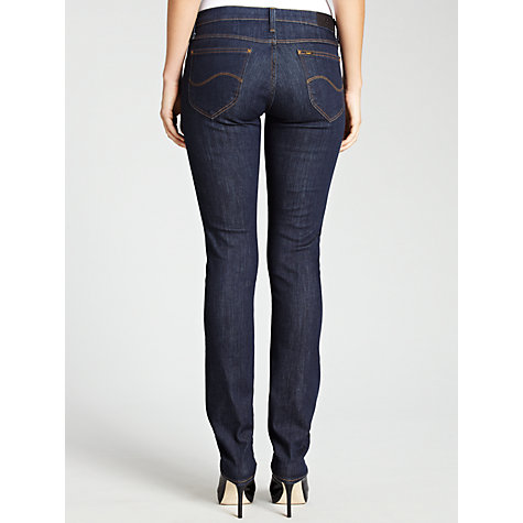 Buy Lee Jade Straight Leg Jean Online at johnlewis.com