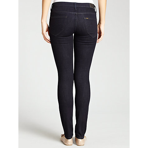Buy Lee Scarlett Skinny Jeans, One Wash Online at johnlewis.com