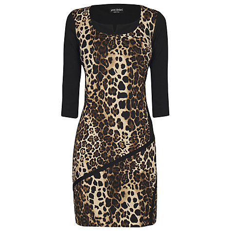 Buy James Lakeland Leopard Print Dress, Leopard Online at johnlewis.com