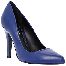 Buy Dune Black Allstar Court Shoes Online at johnlewis.com