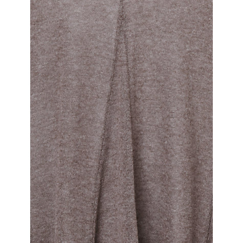Buy Phase Eight Godet Joplin Top, Oatmeal Marl Online at johnlewis.com