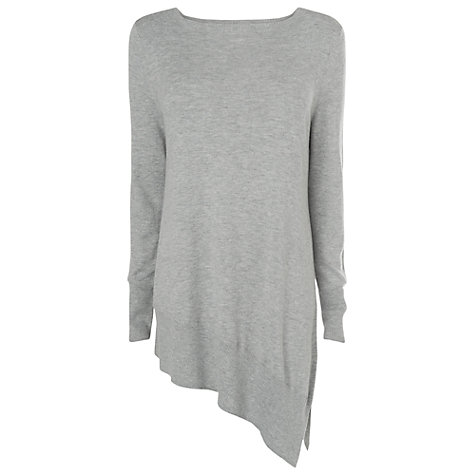 Buy Phase Eight Agatha Jumper, Grey Online at johnlewis.com