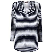Buy Phase Eight Maxine Oversize Top, Multi Online at johnlewis.com