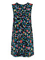Buy Boutique by Jaeger Digital Print Silk Dress, Dark Multi, 6 Online at johnlewis.com