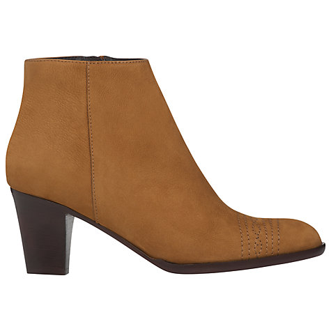 Buy L.K. Bennett Dalila Leather Cowboy Boots Online at johnlewis.com