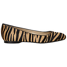 Buy Hobbs London Eadie Pump Shoes, Tiger Online at johnlewis.com
