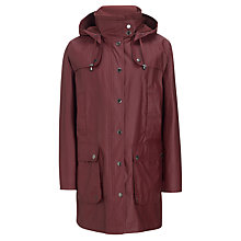 Buy Four Seasons Funnel Neck Waxed Jacket Online at johnlewis.com