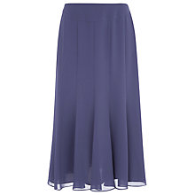 Buy Jacques Vert Prussian Blue Skirt Online at johnlewis.com