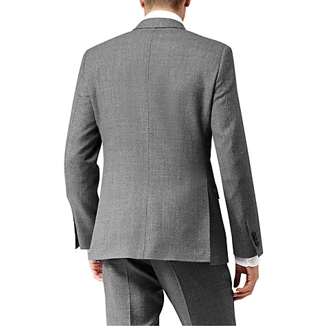 Buy Reiss Barber Textured Puppytooth Blazer, Grey Online at johnlewis.com