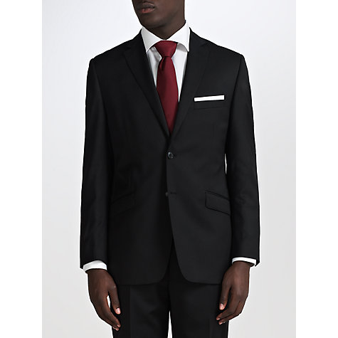 Buy Daniel Hechter Plain Suit, Black Online at johnlewis.com