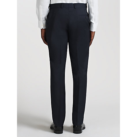 Buy Daniel Hechter Semi Plain Suit, Navy Online at johnlewis.com