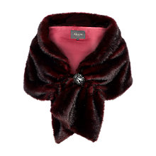 Buy Alexon Faux Fur Stole Online at johnlewis.com