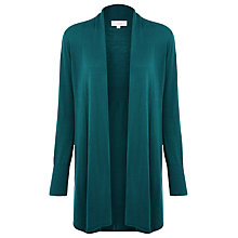 Buy Kaliko Swing Front Cardigan, Green Online at johnlewis.com