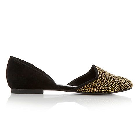 Buy Steve Madden Vamp-R Studded Pump Shoes Online at johnlewis.com