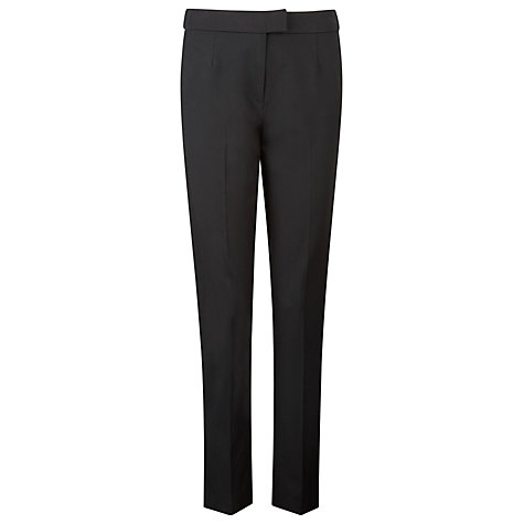Buy Kaliko Tailored Trousers, Black Online at johnlewis.com