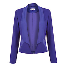 Buy Kaliko Tuxedo Jacket, Cobalt Blue Online at johnlewis.com