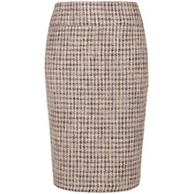 Buy Phase Eight Eva Tweed Skirt. Dusty Pink Online at johnlewis.com