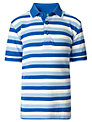 John Lewis Boy Stripe Polo Shirt