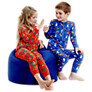 Buy Kids Company Christmas Tree Onesie, Red/Multi Online at johnlewis.com
