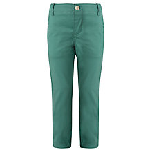 Buy Kin by John Lewis Boys' Chinos, Sage Online at johnlewis.com