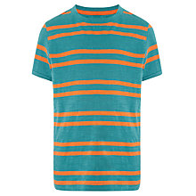 Buy John Lewis Boy Double Stripe Top Online at johnlewis.com