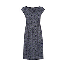 Buy White Stuff Tallulah Dress, Copenhagen Blue Online at johnlewis.com