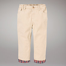Buy John Lewis Chino Trousers, Stone Online at johnlewis.com
