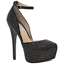 Buy Steve Madden Deeny-R Studded Platform Court Shoes Online at johnlewis.com