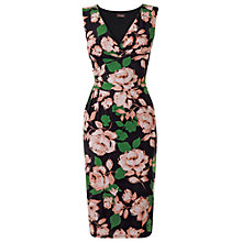 Buy Phase Eight Belladonna Dress, Black Online at johnlewis.com