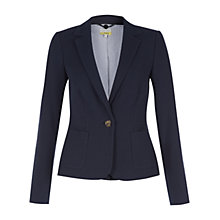 Buy NW3 by Hobbs Jocelyn Jacket, French Navy Online at johnlewis.com