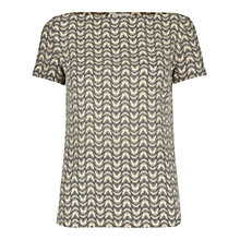 Buy Hobbs Butterfly Wing Top, Bailey Multi Online at johnlewis.com