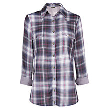 Buy Mango Check Shirt Online at johnlewis.com