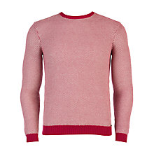 Buy Ted Baker Humbolt Cotton Crew Neck Jumper Online at johnlewis.com