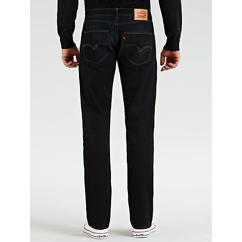 Buy Levi's 501 Straight Tapered Leg Jeans, Muddy Water Online at johnlewis.com