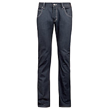Buy Armani Jeans Slim Jeans, Grey Online at johnlewis.com