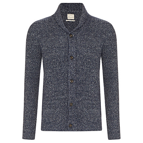Buy Selected Homme Danten Shawl Neck Cardigan, Navy Online at johnlewis.com