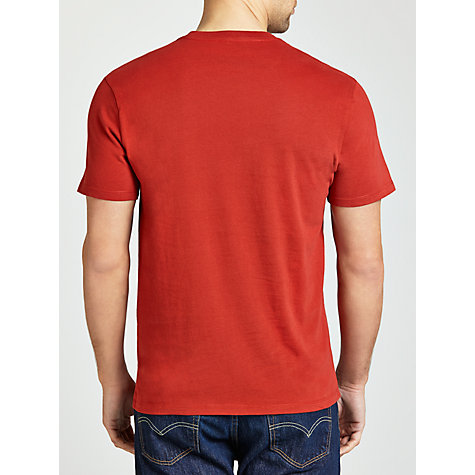Buy Levi's Graphic Logo T-Shirt, Auburn Online at johnlewis.com