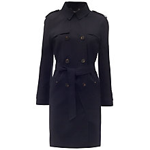 Buy Whistles Riley Trench Coat Online at johnlewis.com