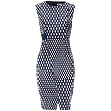 Buy Whistles Ovoid Spot Print Dress, Multi Online at johnlewis.com