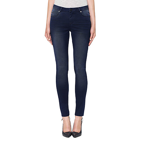 Buy Whistles Selby Premium Denim Jeans, Blue Online at johnlewis.com