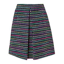 Buy Boutique by Jaeger Pleated Skirt, Pink Online at johnlewis.com