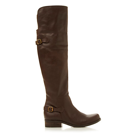 Buy Steve Madden Ottowa Over the Knee Boots Online at johnlewis.com