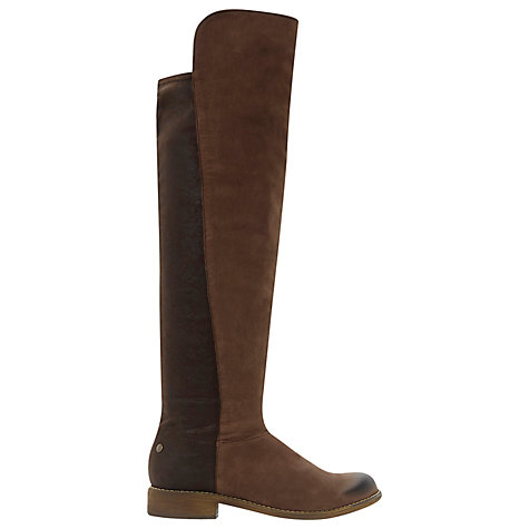 Buy Steve Madden Tally Over the Knee Boot Online at johnlewis.com