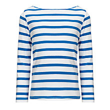 Buy John Lewis Girl Long Sleeve Striped T-Shirt Online at johnlewis.com
