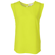 Buy French Connection Winter Polly Plains Top Online at johnlewis.com